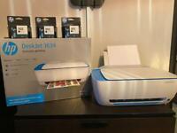 HP DeskJet Wireless Printer, Copy, Scan
