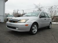2003 Ford Focus ZTW Leather Sunroof