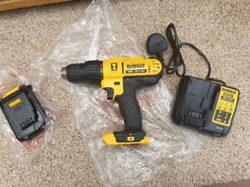 New DeWALT Combi Drill 18v Swap for an iPhone 6