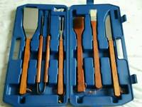 BBQ Grill Tool Set - New