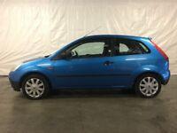 2004 Ford Fiesta 1.25 Finesse 3dr *** Full Years MOT ***