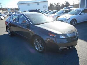 2013 Acura TL awd/Technology Package