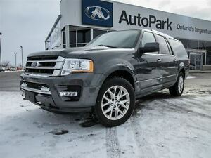 2017 Ford Expedition Limited Max| LOADED| 4WD|