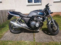 Honda CB400 Superfour with fresh 12 months MOT