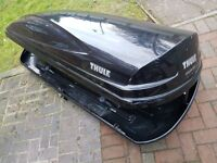 Thule Atlantis 900 Deep Gloss Black - Extra Large Quality roof box