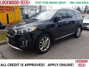 2018 Kia Sorento SXL DEMO CLEARANCE, LOADED