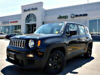 2015 Jeep Renegade Sport NEW Manual Trans Power Opts A/C Brake A