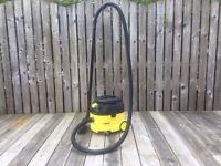 Karcher T9/1 Bp Battery Powered Only Vacuum Cleaner- Used & Excellent Condition - £175 ono