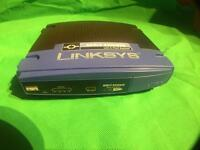 LINKSYS ADSL2 Gateway with 4-Port Switch
