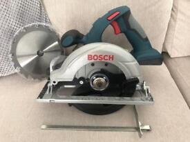 Bosch cordless circular saw - body only