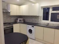 F/furnished 1 bedroom flat neat Mitcham Eastfieds Station Including bills