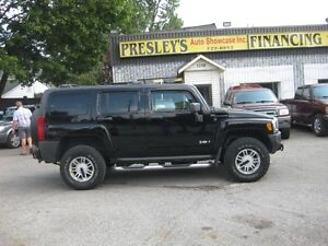 2006 Hummer H3 4x4, leather two-tone htd seat,p/w p/l a/c keyles