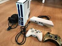 Xbox 360 Star Wars Limited Edition with Kinect and 15 Games