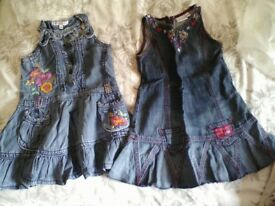 girls summer clothes bundle 12-18 months