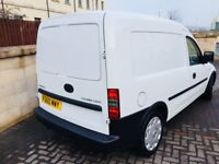 VAUXHALL COMBO 1.3 CDTI 2010 1 OWNER SUPERB CONDITION MOT 1 YEAR FSH