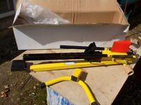 Brand New Log Splitter