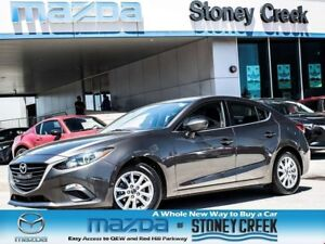 2014 Mazda MAZDA3 GS Auto NEW FR/RR Brakes+Tires Heated Alloy!