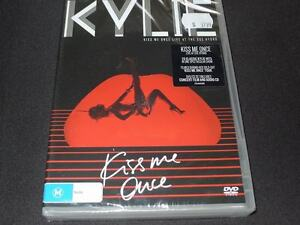 Kylie Minogue - Kiss Me Once Live At The Sse Hydro (2CD+DVD)