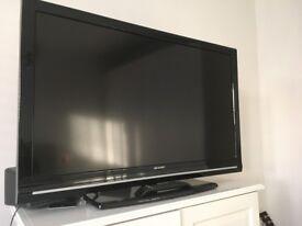 """Sharp 40"""" LCD COLOUR TV Model LC-40F22E"""