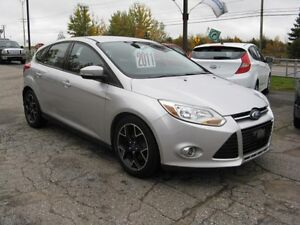 2012 Ford Focus SE hatch back