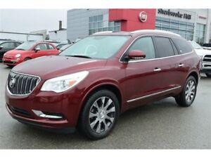 2017 Buick Enclave AWD+CUIR+NAVIGATION+CONFORT