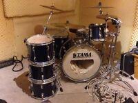 Vintage Tama Imperialstar C.1978 Drum Kit
