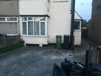 3 BEDROOM SEMI DETACHED HOUSE NEWLY REFURBISHED WITH HUGE GARDEN & DRIVEWAY