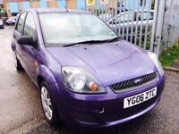 FORD FIESTA 1.2 STYLE PETROL MANUAL 2006 1 OWNER 70000 MILES