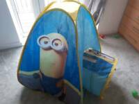 Minion tent
