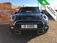 2014 (14) MINI COOPER S 2.0 192/ STILL UNDER MANUFACTURERS WARRANTY OVER £5000 WORTH OF EXTRAS