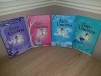 brand new dairy unicorn book set