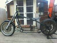 Project rolling chassis