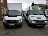 Best Removals offer Big Luton Van and Long panel Van We guarantee high standard and low prices
