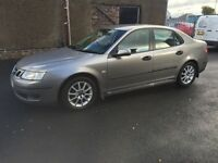 BARGAIN 2005 SAAB 9-3 TDI LINEAR LONG MOT GOOD CONDITION PX WELCOME £695