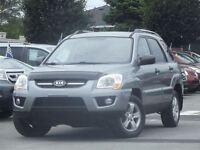 2009 Kia Sportage 80.49$/sem - LX-V6, GR ELEC, AC, MAGS