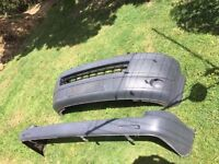 VW T5 front and back bumpers (facelift t5.1 2010 model) - Excellent Condition