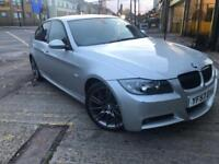 BMW 325d M Sport Auto Tip (Paddle shift) 57 plate