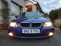 2007 BMW 318D SE