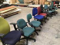 20 x Office Chairs - Job Lot