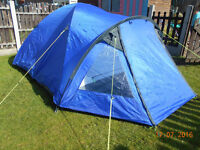 Eurohike cairn's 3 person tent *** new***
