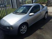 vauxhall tigra only 54000 miles very economical/reliable car