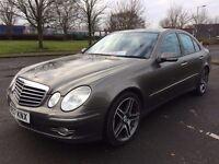 VGC 57 Mercedes E320 Cdi sport auto***One former owner***Top Spec**3 months warranty
