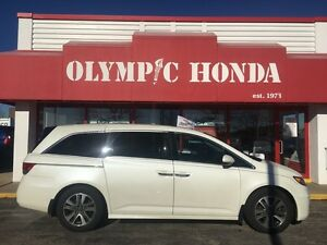 2014 Honda Odyssey Touring | Top of the Line | Leather | Nav