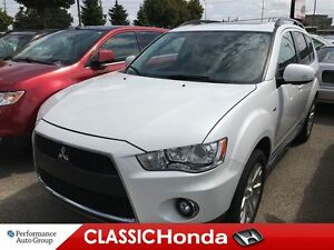 2011 Mitsubishi Outlander XLS V6 AWD NAVIGATION LEATHER ALLOYS