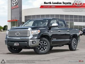 2015 Toyota Tundra Limited 5.7L V8 9/10 mechanical dependabil...