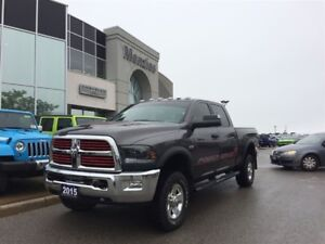 2015 Ram 2500 Power Wagon, Navi, 6.4 Hemi, Clean Caproof