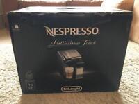 Nespresso DeLonghi Latissima Touch Coffee Espresso Machine