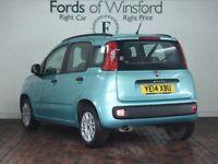 FIAT PANDA 1.3 MULTIJET EASY 5DR (blue) 2014