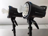 Elinchrom Dlite RX 2 Studio lighting kit