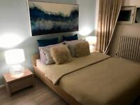 Monday-Friday double room for single professional mature gent.Hanwell W7 -10min to Hanwell train st.